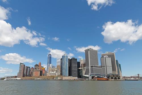 Lower Manhattan - New York City (USA)