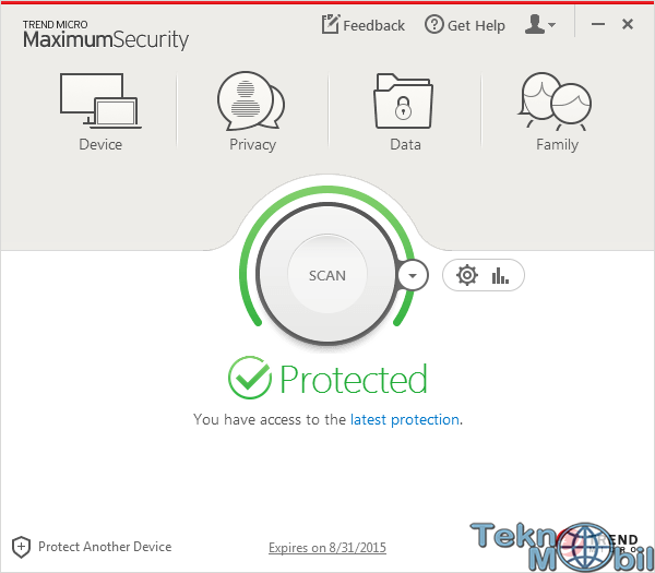 Trend Micro Maximum Security 2015 v8.0.0.1133 Full