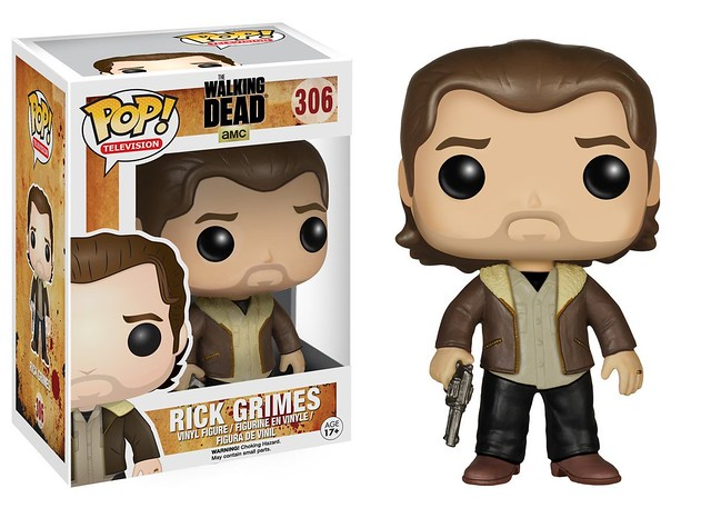 Funko Pop de The Walking Dead baratos