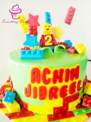 Cake by Maria Panganiban of Something Sweet by M&L
