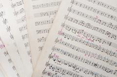 partituras_música_profana