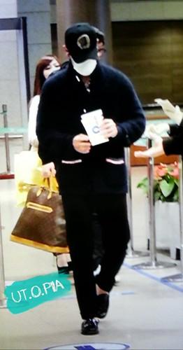 BIGBANG arrival Seoul 2015-10-26 utopia (1)
