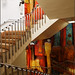 Zimmerman Library Stairwell by newmexico51