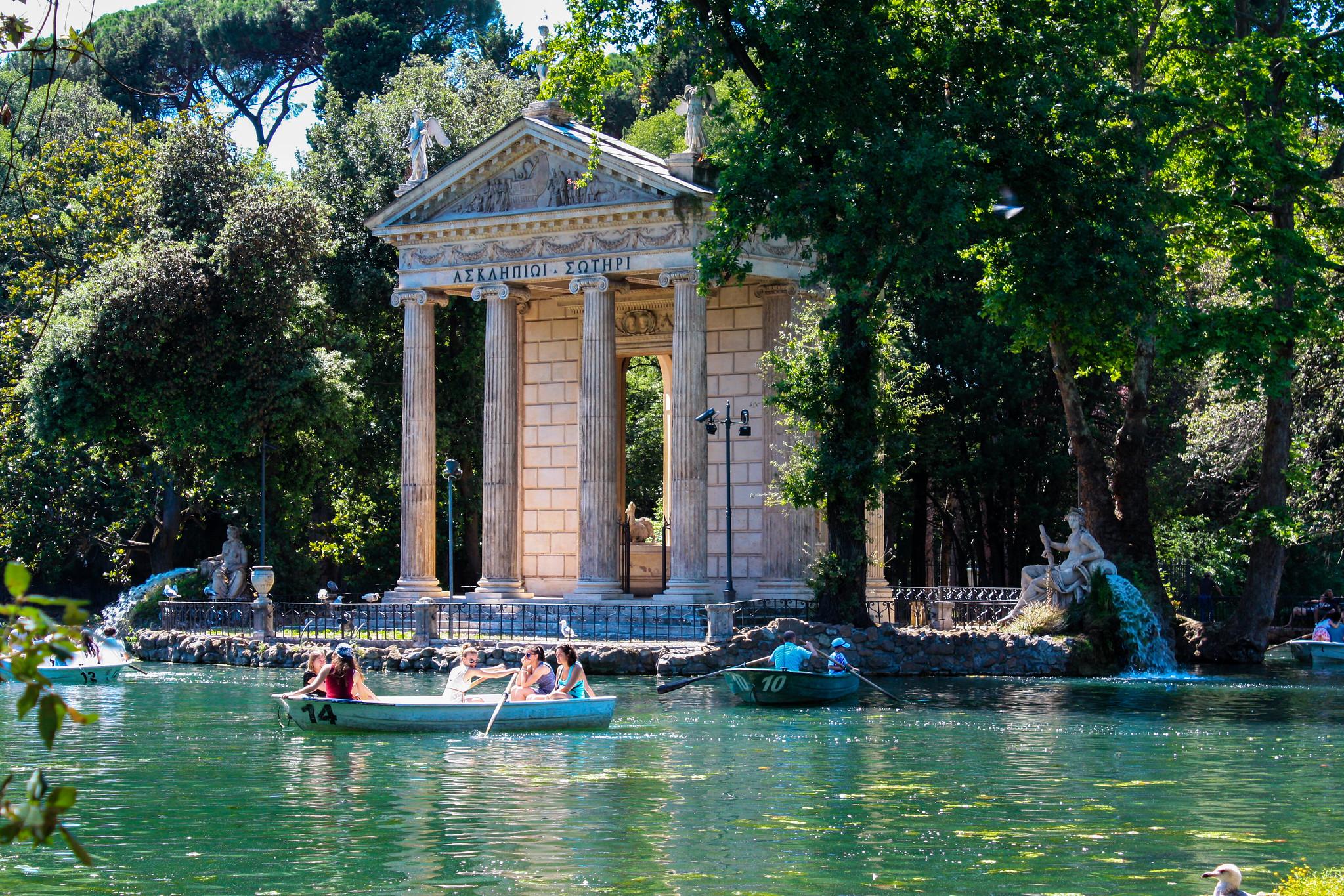 Tempio di Esculapio