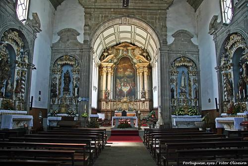Igreja Matriz de Avanca - Portugal