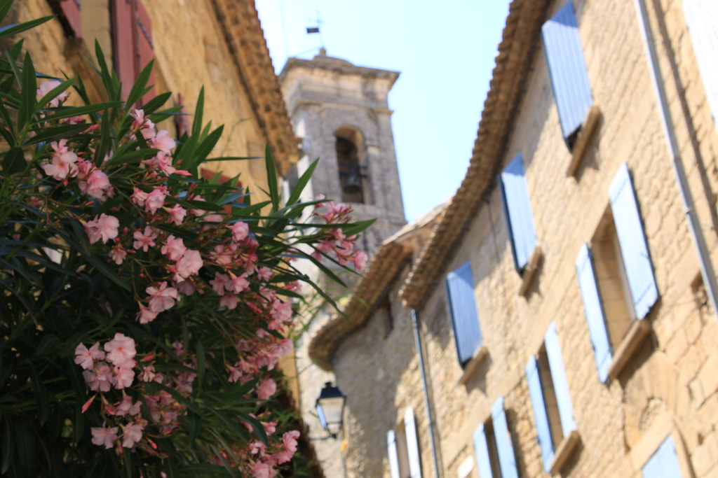 provence village chateauneuf du pape street 2