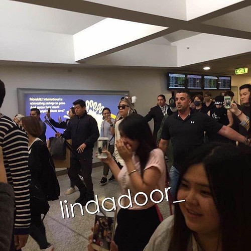 Big Bang - Melbourne Airport - 20oct2015 - lindadoor_ - 03