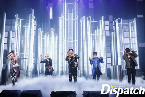 Big Bang - Mnet M!Countdown - 07may2015 - Dispatch - 11