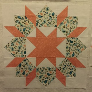 Block 9 done! #swoonalong #swoonalong2015 #swoonquilt #thimbleblossoms