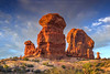 'The Worshipper' Arches National Park