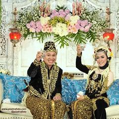 Javanese wedding photo. From the wedding of @adityarenni & @ferian_pz. Wedding day at GSP UGM Yogyakarta. Wedding photo by @Poetrafoto 📷   Visit our web http://wedding.poetrafoto.com and our FB http://fb.com/poetrafoto for more bigger wedding photo
