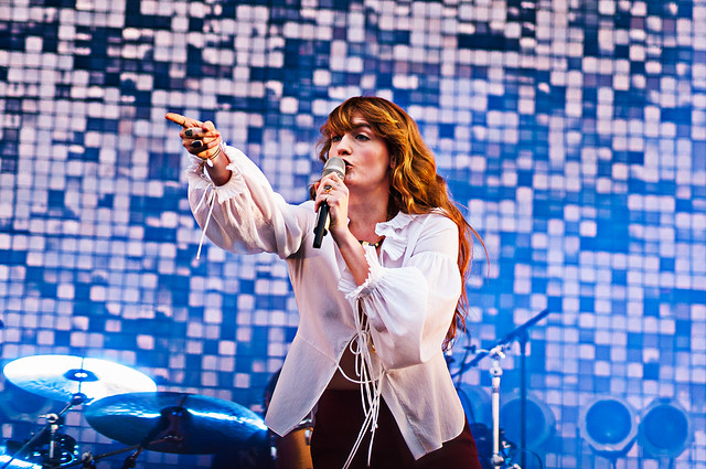 Florence and the Machine @ Gov Ball