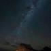 Moulton Barn Milky Way & Airglow - Grand Teton National Park by jetguy1