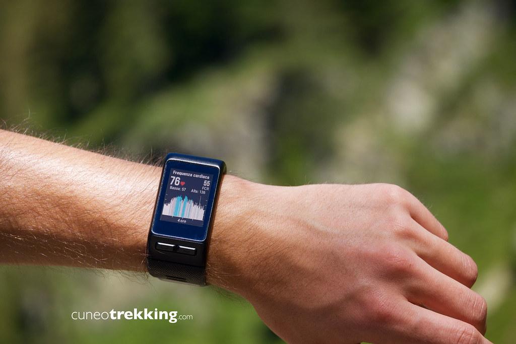 Recensione del Garmin vívoactive HR, il GPS/smartwatch/fitness band più versatile che ci sia