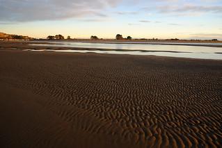 Image of Sumner Beach near Christchurch.