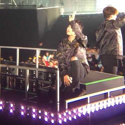 Big Bang - Made Tour - Tokyo - 13nov2015 - Taeyong0210 - 01