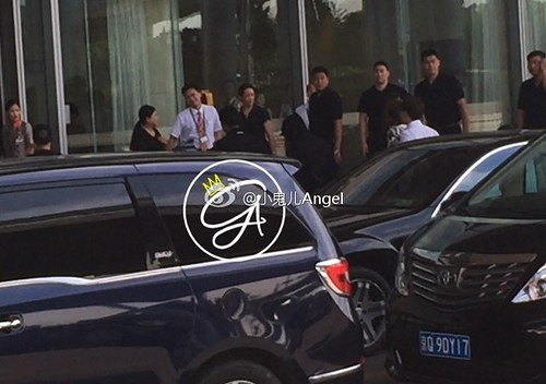 Big Bang - Beijing Airport - 07jun2015 - helina820 - 08