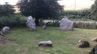 Nine Stones - off the A35 near Winterbourne Abbas, access via Permissive Path from the Little Chef