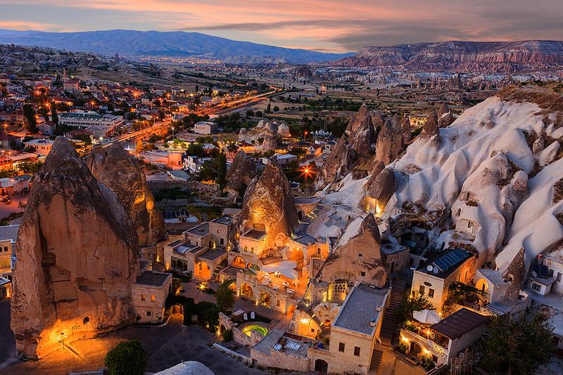 Göreme, Kapadokya
