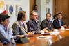 Gobierno de Oaxaca, Instala Gabino Cué Consejo de Archivos del Estado de Oaxaca - AGPEEO