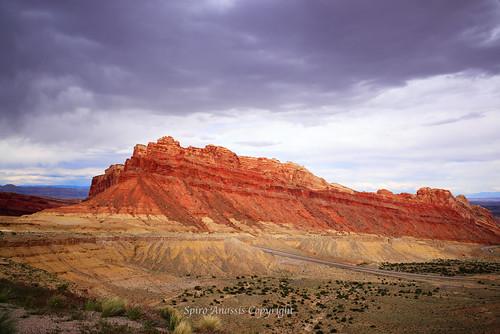 Red Mountains Utah USA!