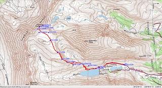 Fletcher Mountain Track