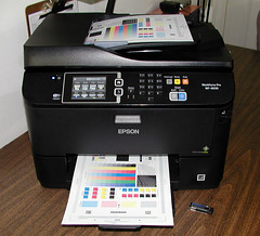 Epson Pro WF-4630 As Tested