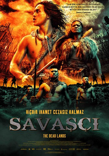 Savaşçı - The Dead Lands (2015)