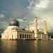 City Mosque, Kota Kinabalu, Malaysia by Ferry Vermeer