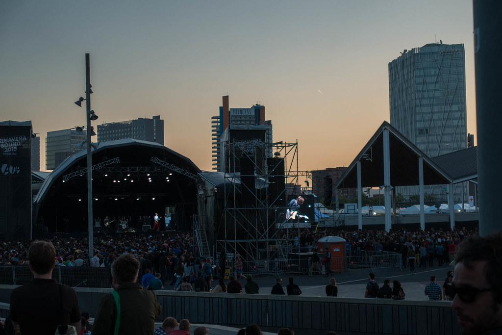Primavera Sound 2015 - Thurston Moore Band