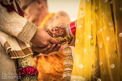 A Truly Vedic Wedding