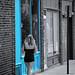 Blue Window by tim.perdue