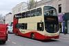 Brighton & Hove Volvo B9TL 488 (BJ63 UJS), Brighton 15/05/2015