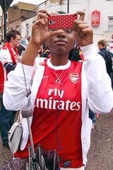 Arsenal FA Cup Victory Parade 2015