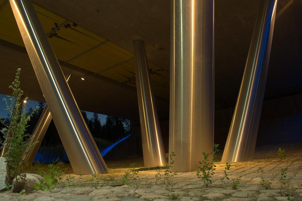 Under the Light bridge, #2 - Sami Farin - Flickr