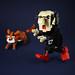 Gargamel and Azrael by LEGO 7