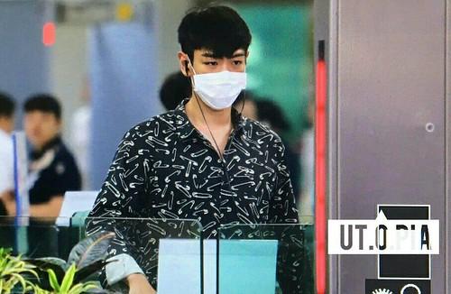 Big Bang - Gimpo Airport - 28jul2016 - Utopia - 07