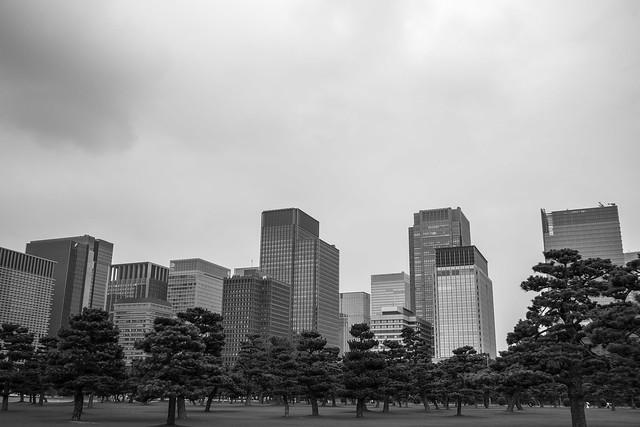 center of tokyo