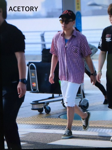 BIGBANG Departure Seoul Incheon to Foshan 2016-06-10 (102)