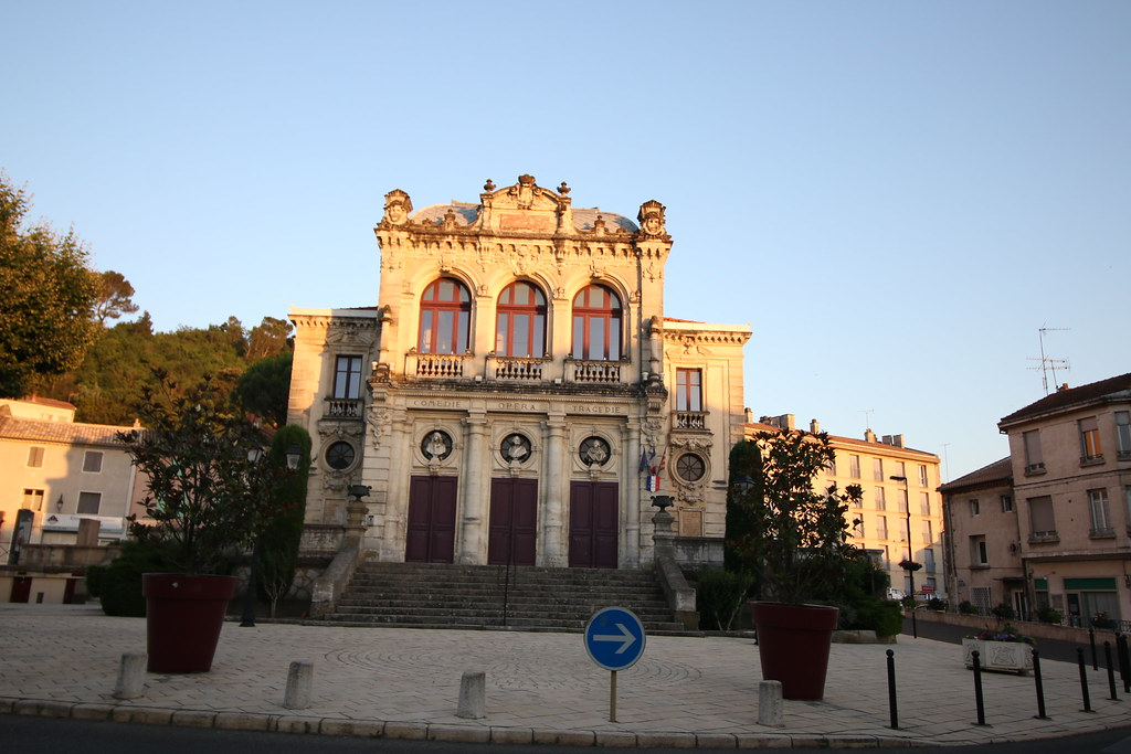 provence orange city theatre