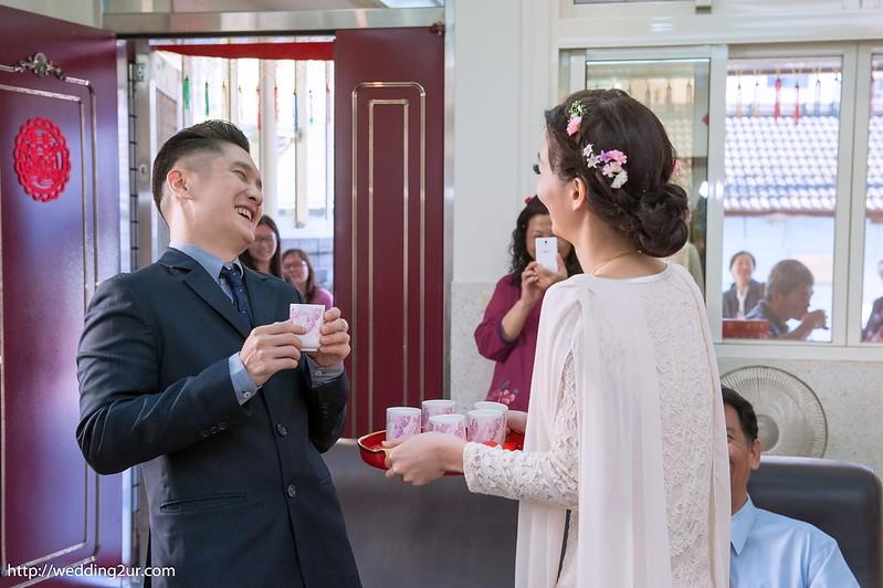 台中婚攝@台中新天地崇德店_030立群&儀婷 訂結婚喜宴