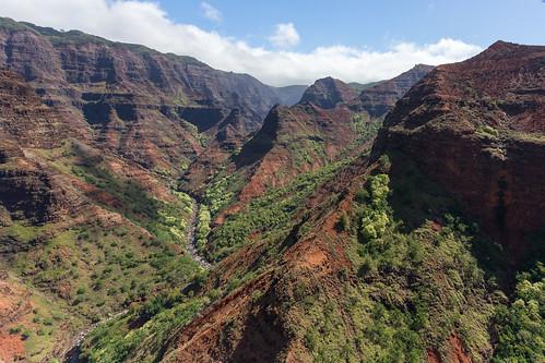 hawaii us unitedstates kauai waimea helicopterride jackharter helicopteraerial
