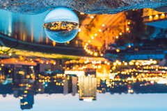 Vilnius Panorama | Glass Ball Project #119/365