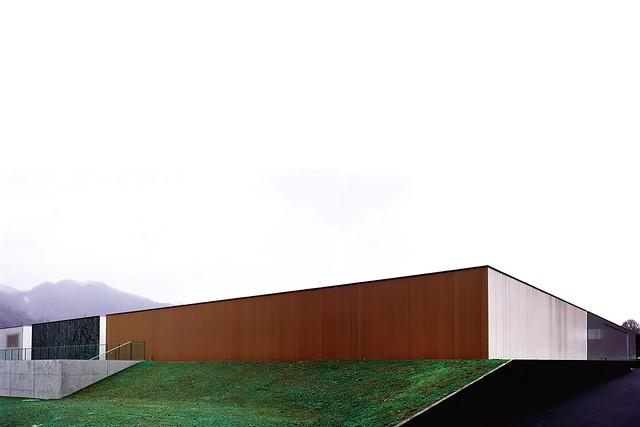 Photo:aat + Makoto Yokomizo - 富弘美術館 Tomihiro Art Museum - Photo 02(Photography by Christoffer Rudquist) By 準建築人手札網站 Forgemind ArchiMedia
