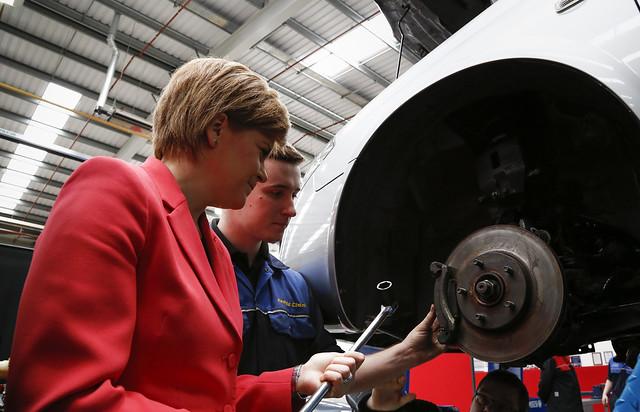 Extra 500 apprenticeship places