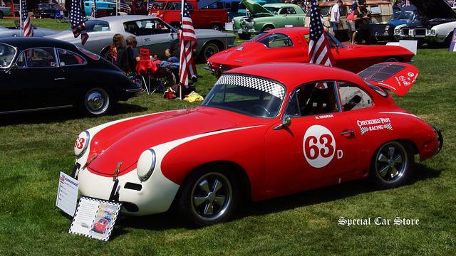 1963 Porsche 356 Racecar