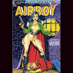 Valkyrie, by Dave Stevens. #comics