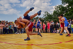 scholastic wrestling(0.0), collegiate wrestling(0.0), individual sports(1.0), contact sport(1.0), sports(1.0), combat sport(1.0), competition event(1.0), freestyle wrestling(1.0), amateur wrestling(1.0), greco-roman wrestling(1.0), grappling(1.0), wrestling(1.0), tournament(1.0),