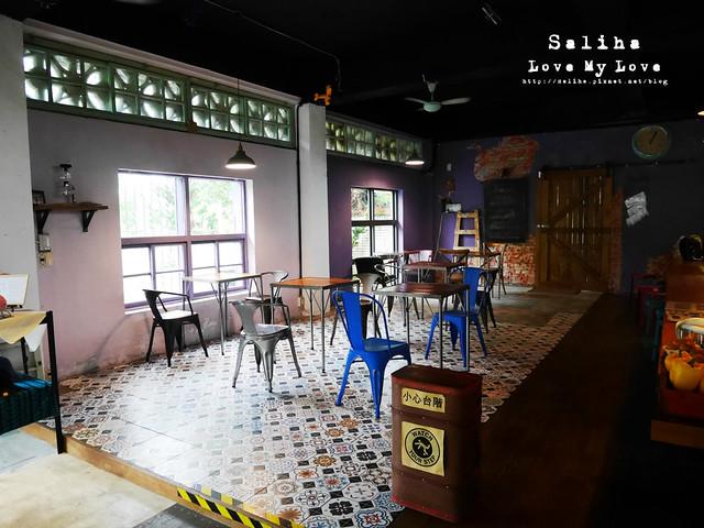 宜蘭火車站附近餐廳推薦下午茶小火車咖啡館 (14)