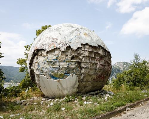 globe hill road rocks romania serbia tree donjimilanovac borskiokrug rs